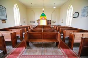 Our historic 1847 Chapel